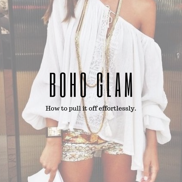 Boho Glam - Can you Pull it Off?