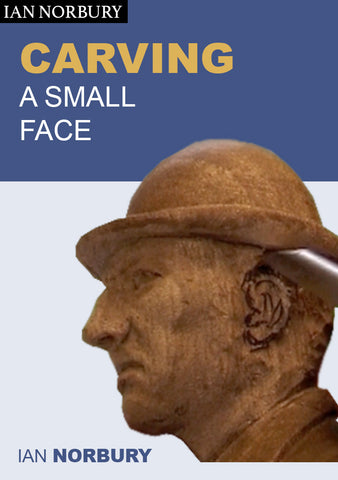 Carving a Small Face - Ian Norbury - Video Download