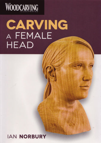 Carving a Female Head - Ian Norbury - Video Download