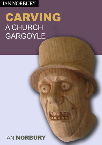 Carving a Church Gargoyle - Ian Norbury - Video Download