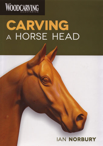Carving a Horse's Head - Ian Norbury - Video Download
