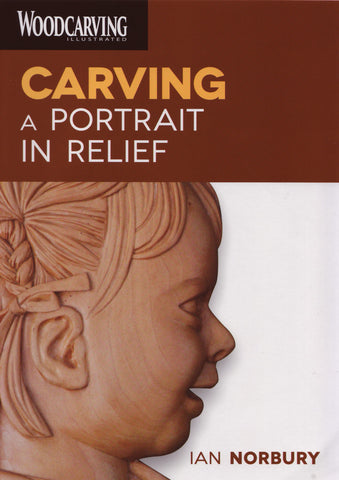 Carving a Portrait in Relief - Ian Norbury - Video Download