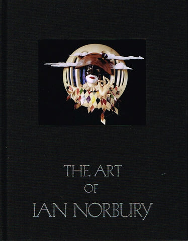 Art of Ian Norbury - Special Edition - Signed Hardback