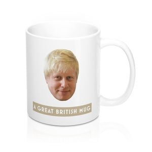 A Great British Mug... Boris Johnson