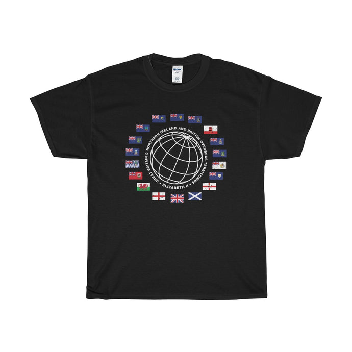 British Overseas Territories Flags T-Shirt