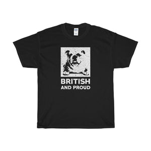British & Proud T-Shirt