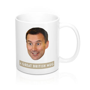 A Great British Mug... Jeremy Hunt