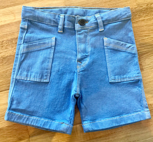 Denim Shorts - Baby Boy