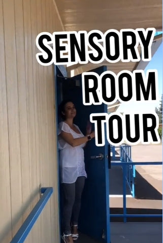 [Video] Sensory Room Tour