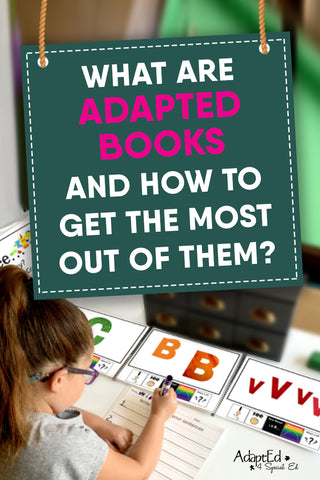 Special Education Adapted Books