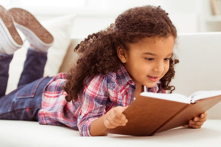 Aspiring readers are learning basic concepts about how to identify the parts of a book. Read this guide to emergent readers and stages of development.