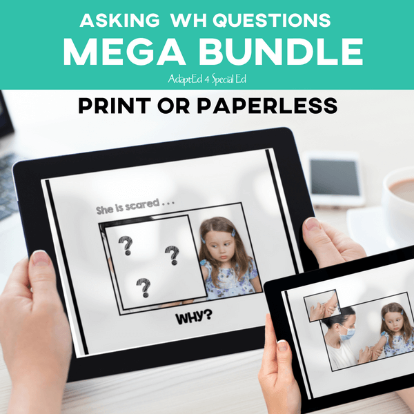 Asking Questions BUNDLE