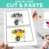 Fine Motor Skills: Cut and Paste May