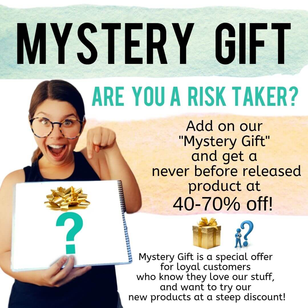 Mystery Gift October 2019