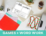 Core Words Core Vocabulary Bundle AAC AugCom AdaptEd 4 Special Ed