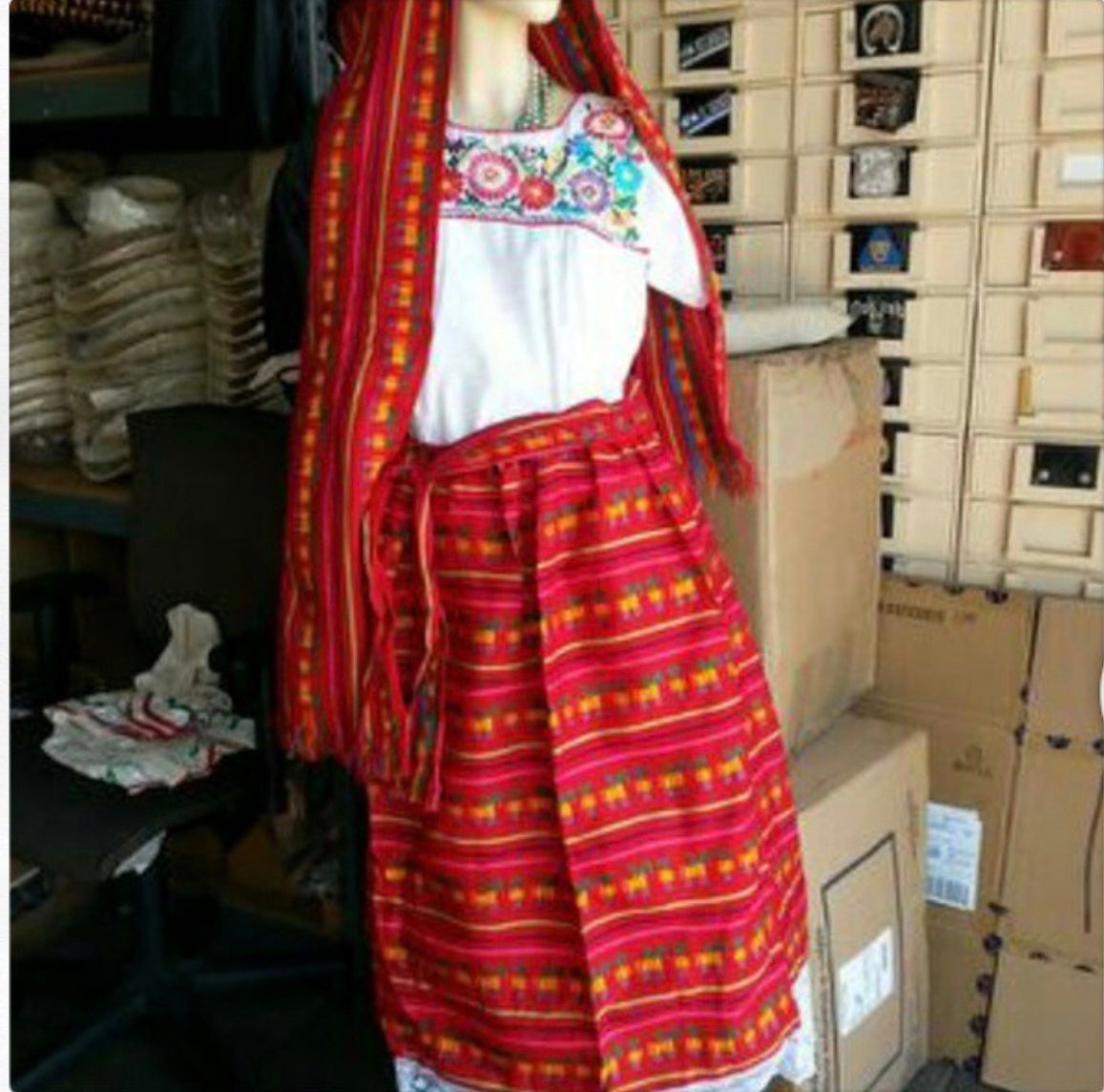Regional Folklore Apparel - Ropa Tipica