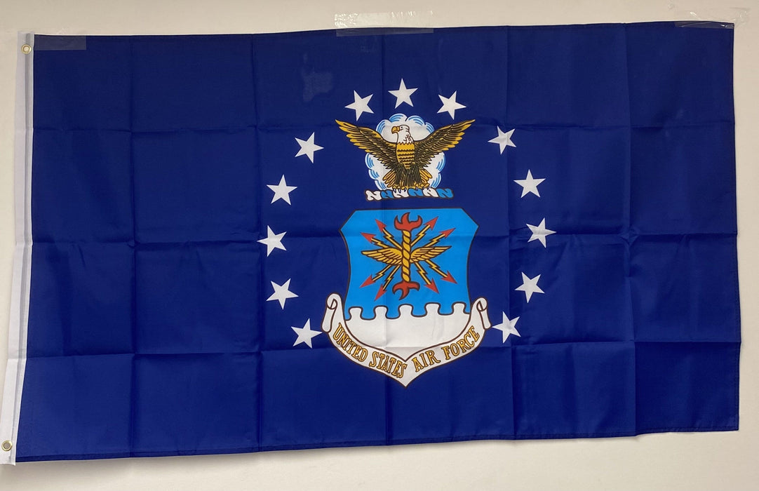Military Arm Forces U.S. Air Force Large Flag