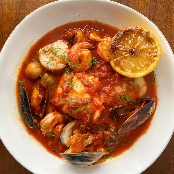 Captain's Blend Seafood Stew for Two