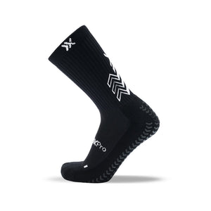Sox Pro Grip/Anti-Slip Black Performance Socks