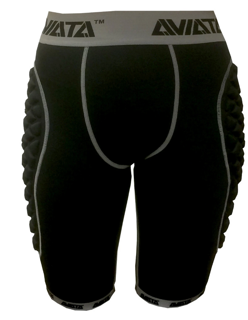 Exo-Flex High Impact Compression Short