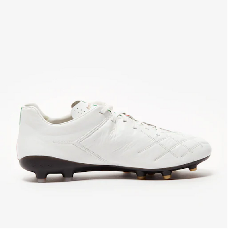 Pantofola D'oro Superleggera White/Blk/Gold FG ( Pre Order for August 10 Delivery)