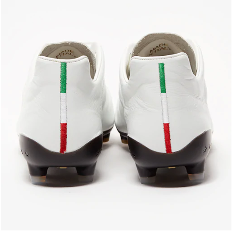 Pantofola D'oro Superleggera White/Blk/Gold FG