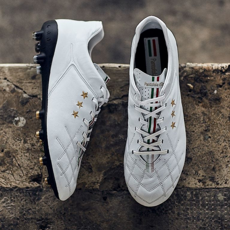 Pantofola D'oro Superleggera White/Gold FG
