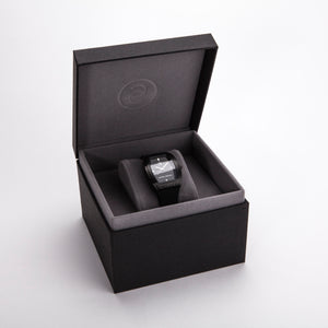 Exclusive and minimalistic black watch Edvard Erikson watch E1 Black Night Edvard Erikson Watches is a Swedish watch brand made of Stainless steal 316L. Our E1 Watch is an elegant and luxury square shape watch for all occasions. Discover the complete collections of Edvard Erikson watches online.