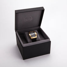 Exclusive and minimalistic gold watch Edvard Erikson watch E1Brushed Gold