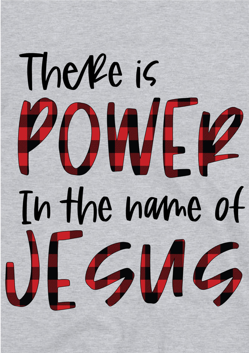 Power In Jesus T-Shirt