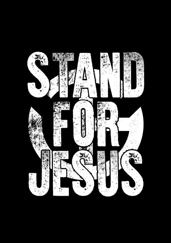 Stand For Jesus T-Shirt