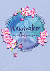 Waymaker Watercolor T-Shirt