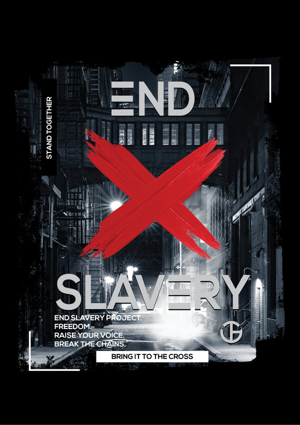 End Slavery Project T-Shirt