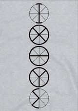 IXOYE Vertical T-Shirt