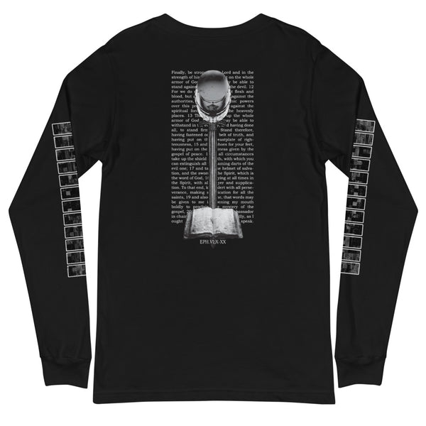 Word of God Warrior Long Sleeve Tee