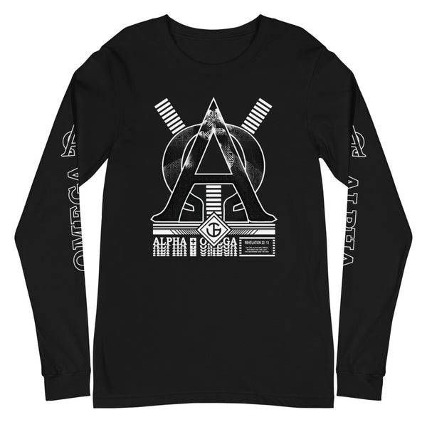 Alpha & Omega Long Sleeve Tee