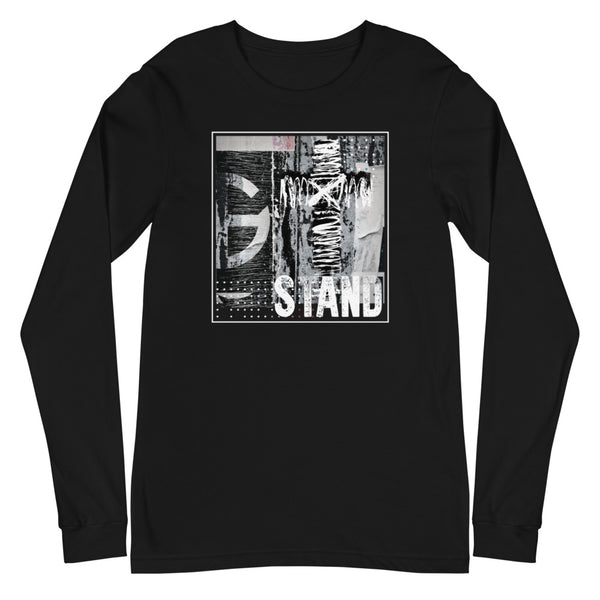 Stand Long Sleeve Tee