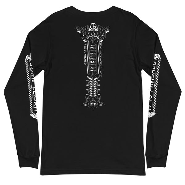 Tetelestai It Is Finished Long Sleeve Tee