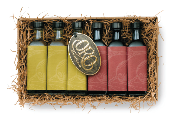 Spicy Olive Oil Sampler