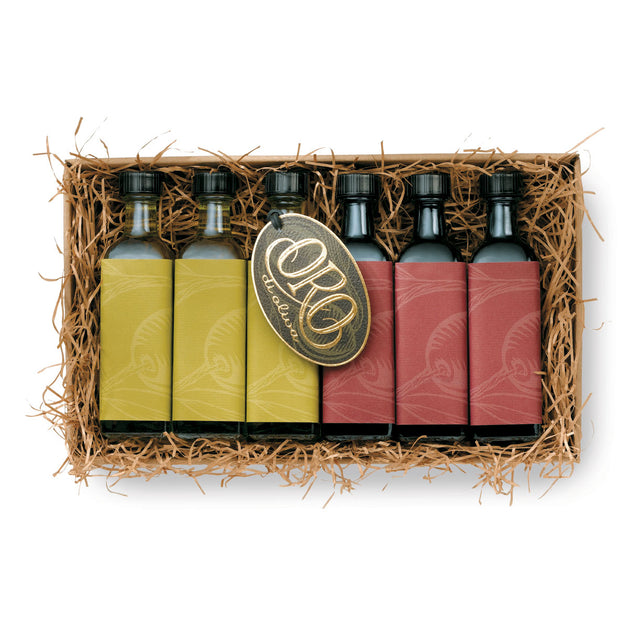 Nut & Seed Oil Sampler