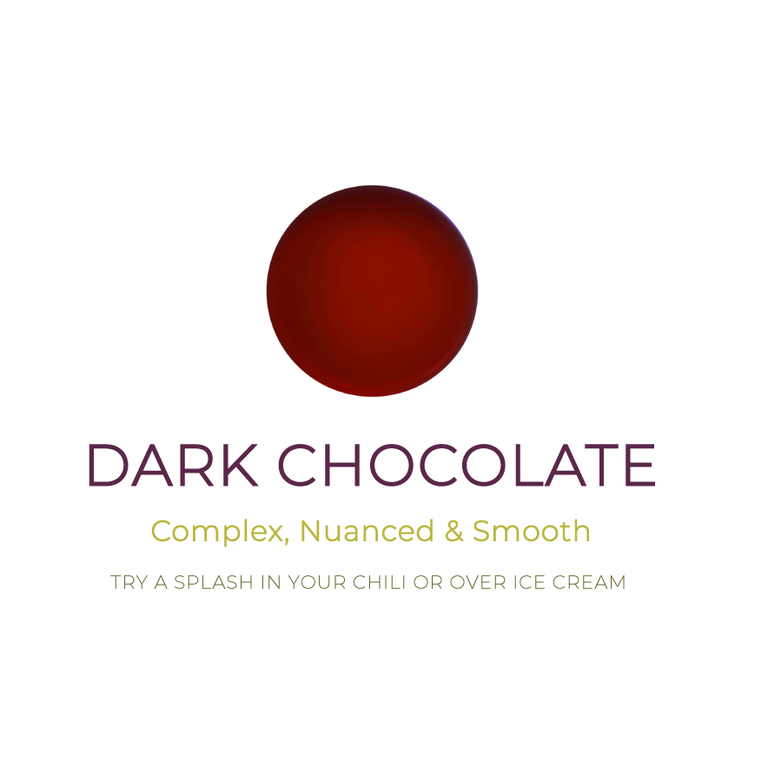 Dark Chocolate Balsamic