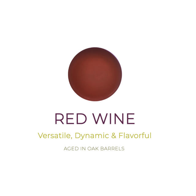 Red Wine Vinegar (Barrel Aged)