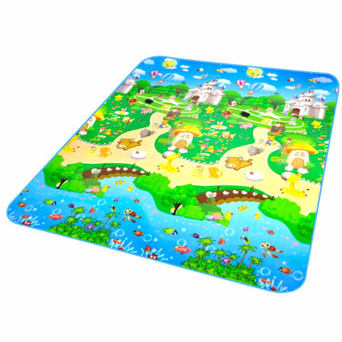 Single-sided Baby Play Mat Developing Rug Puzzle Mats