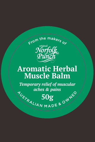 Norfolk Punch Aromatic Herbal Muscle Balm