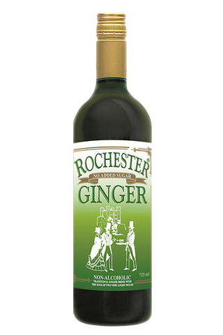 Rochester Ginger No Added Sugar - Back in stock 28/10/20