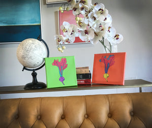 "8"" x 8"" Art Canvases - Versatile for Any Room. Makes the Perfect Gift!"