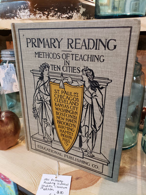1901 Primary Reading Historical Studies 1st edition