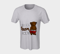 Bear Naked (Brown) Unisex T-Shirt - Junglhouse-Guelph Market