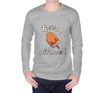 Biting Allowed Unisex Long Sleeve Shirt - Junglhouse-Guelph Market