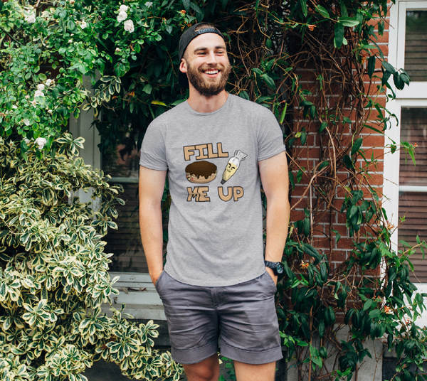 Fill Me Up Unisex T-Shirt - Junglhouse-Guelph Market